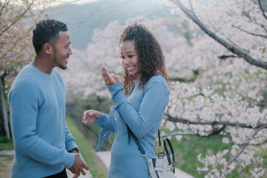 Proposal and Engagement photographer in Kyoto and Tokyo
