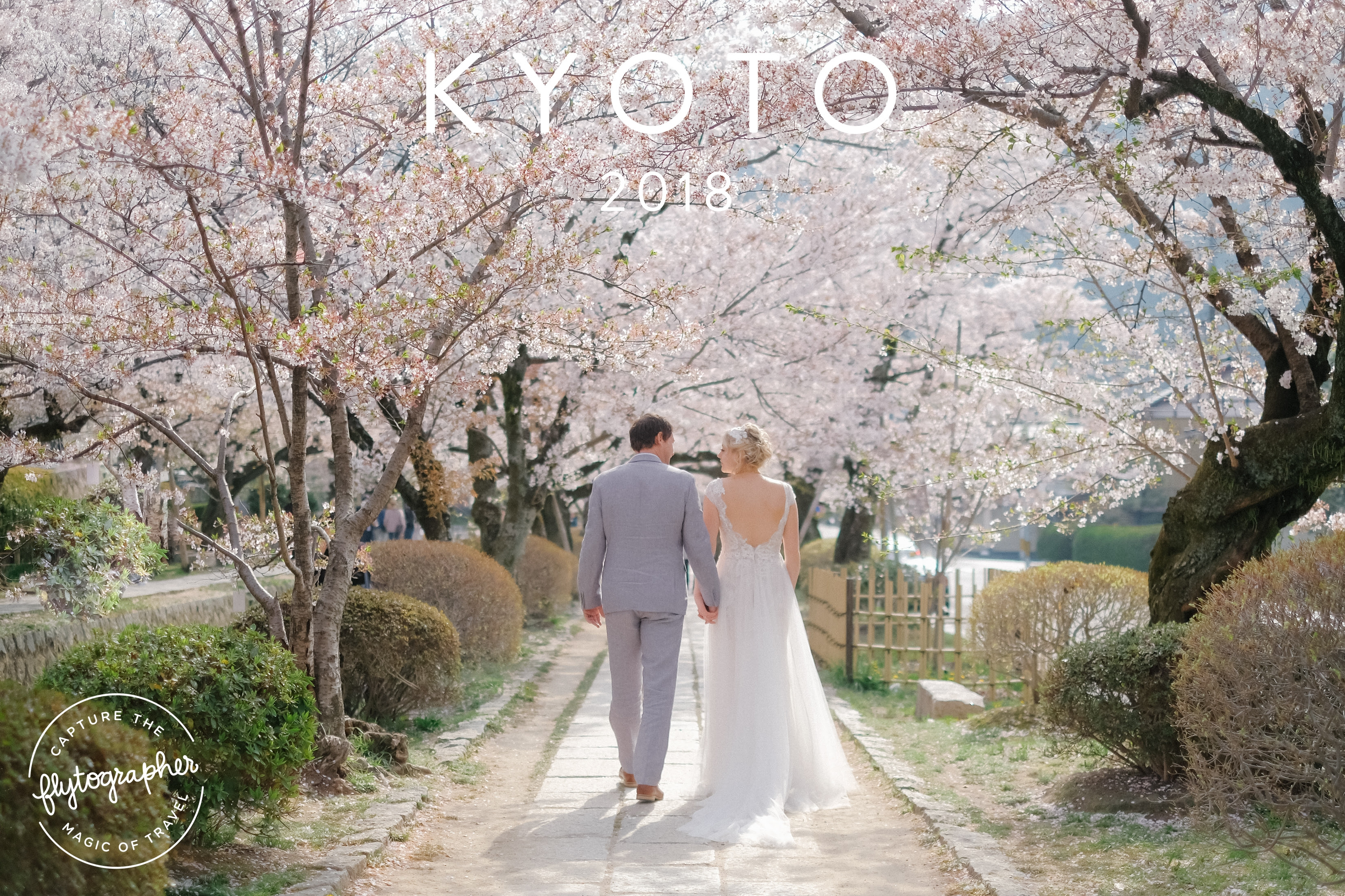 Photographer in Kyoto and Tokyo